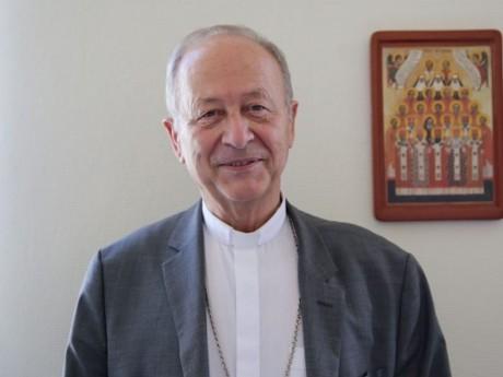 Michel Dubost - DR Diocèse de Lyon