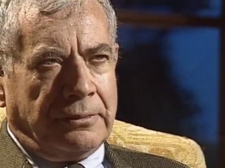 Michel Jouvet - capture d'écran INA, DR