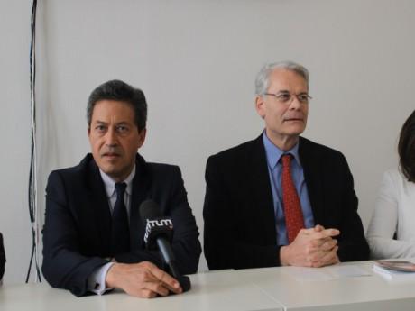 Georges Fenech et son nouveau soutien de poids, Michel Noir - LyonMag