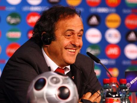 Michel Platini - DR