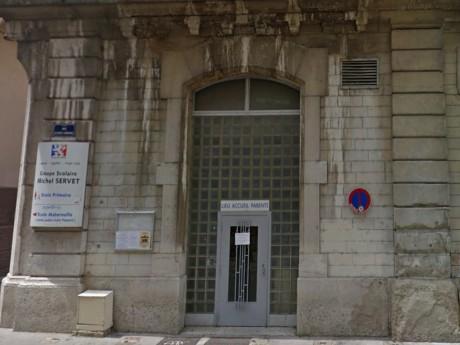 L'école Michel-Servet- DR Google