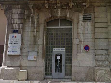 L'école Michel-Servet - DR Google