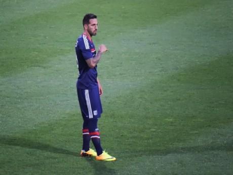 Miguel Lopes a plutôt tenu la baraque jeudi - LyonMag