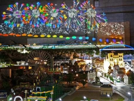 Mini-World maintient les festivités de la Fête des Lumières - DR