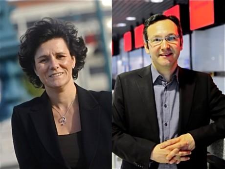 Laure Dagorne et Lionel Lassagne - DR