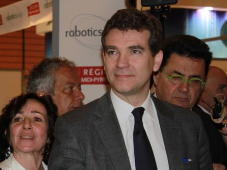 Arnaud Montebourg - LyonMag