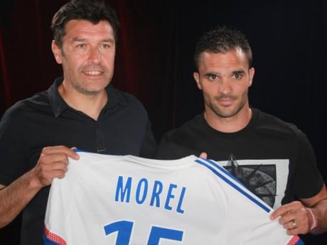 Jérémy Morel s'est engagé pour 3 ans avec l'OL - LyonMag.com