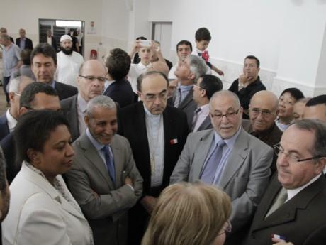 L'inauguration de la nouvelle mosquée de Bron ce samedi - LyonMag
