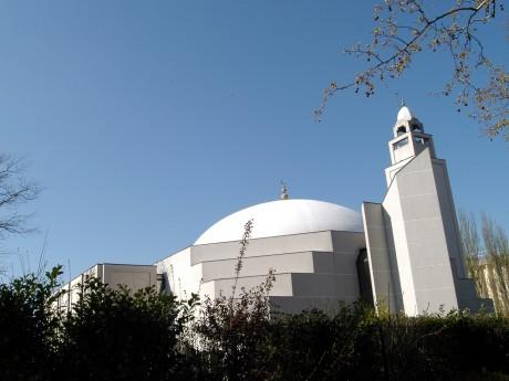 La grande mosquée de Lyon - LyonMag