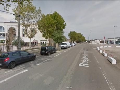 C'est dans cette rue que l'alerte a été donnée - Lyonmag.com