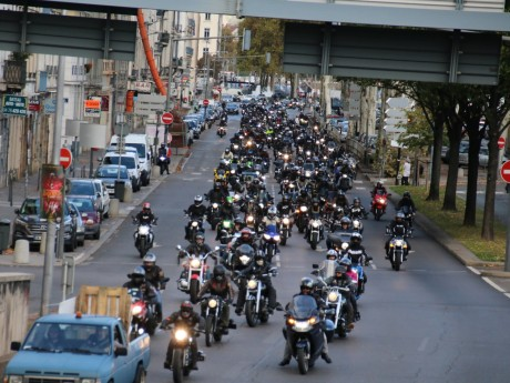Les bikers de France - LyonMag