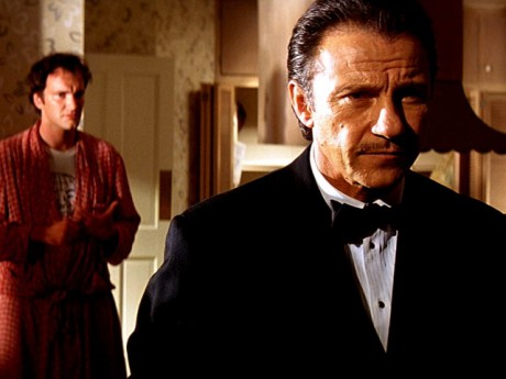 Harvey Keitel, inoubliable Mr Wolf dans Pulp Fiction - DR