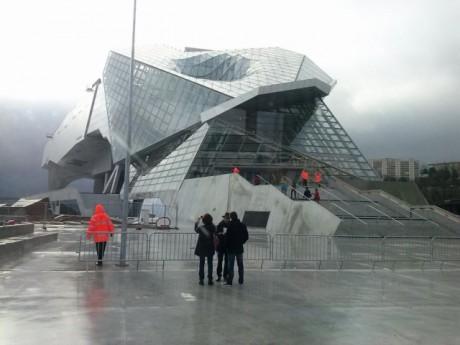 Le musée des Confluences fêtera dimanche son premier anniversaire - Lyonmag.com
