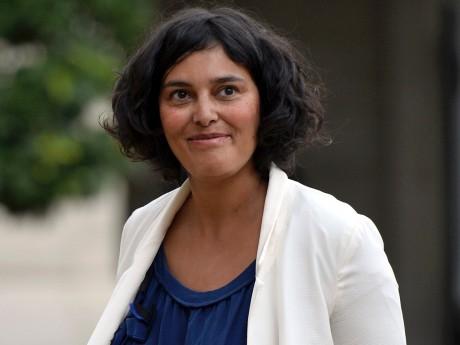 Myriam El Khomri - DR