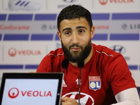Nabil Fekir en conférence de presse jeudi - LyonMag