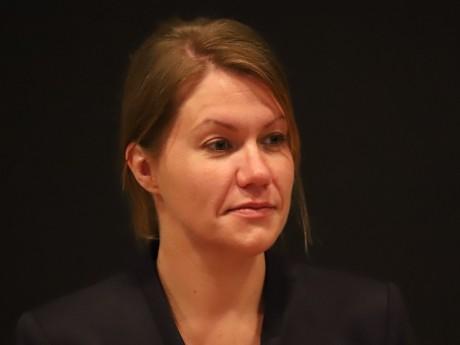 Nadine Georgel - LyonMag