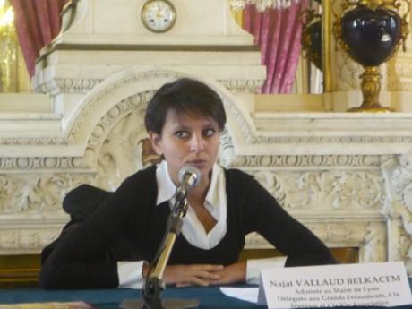 Pour Najat Vallaud-Belkacem, le Président est