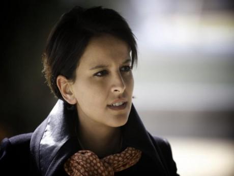 Najat Vallaud-Belkacem - DR
