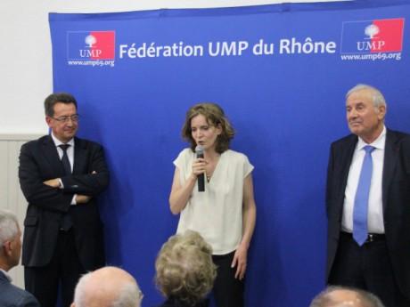 NKM, entre Philippe Cochet et Michel Forissier - LyonMag