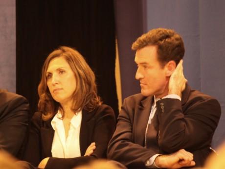 Nora Berra et Michel Havard - LyonMag