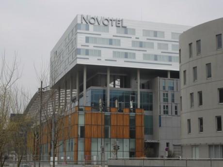 Le Novotel Confluence - LyonMag