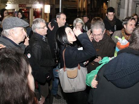 Nathalie Perrin-Gilbert a fustigé l'attitude des forces de l'ordre - LyonMag