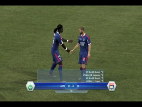 Capture d'écran - DR EaSportsFrance