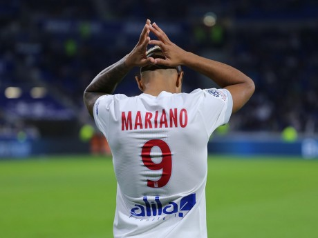 Mariano avait ouvert le score - LyonMag