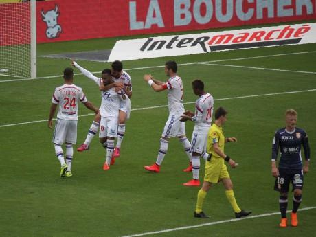 L'OL a dominé Evian-Thonon-Gaillard 2-0 - LyonMag