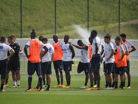 Un groupe de 21 joueurs a été convoqué pour affronter Limassol - Lyonmag.com