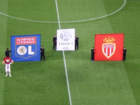 Des incidents ont éclaté lors de la rencontre entre l'OL et Monaco - Lyonmag.com
