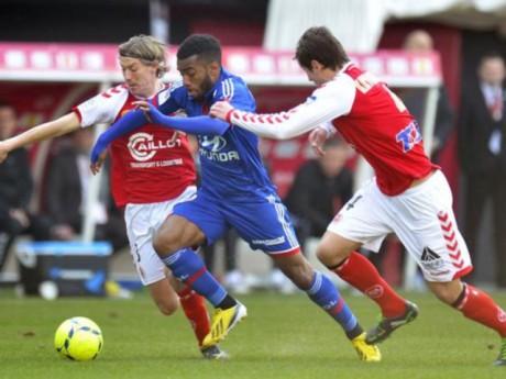 Les Lyonnais n'y arrivent plus - DR/Icon Sport