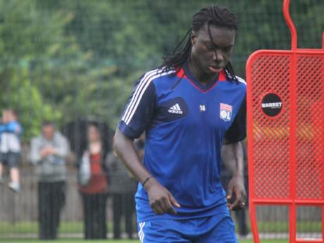 Gomis, 2e meilleur buteur de Ligue 1 (12 buts), a de nouveau séduit Deschamps - Photo LyonMag