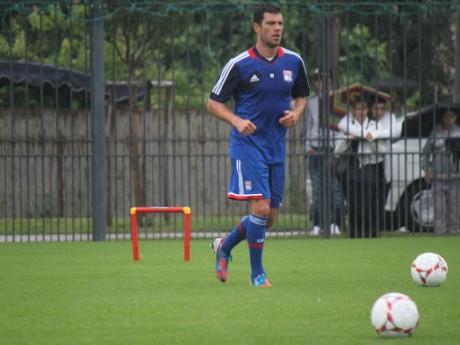 Rémy Vercoutre, officiellement le nouveau gardien n°1 de l'OL (Crédit : LyonMag)