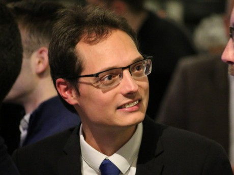 Olivier Pirra du Parti chrétien-démocrate du Rhône - LyonMag