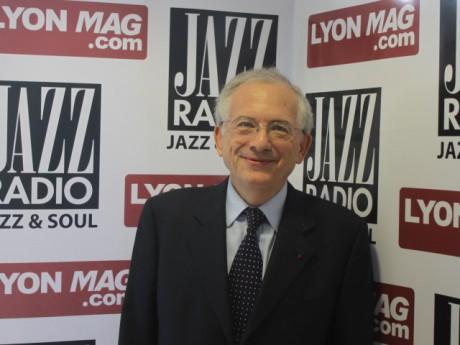 Olivier Schrameck - LyonMag