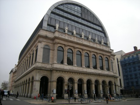 L'Opéra de Lyon - Photo DR