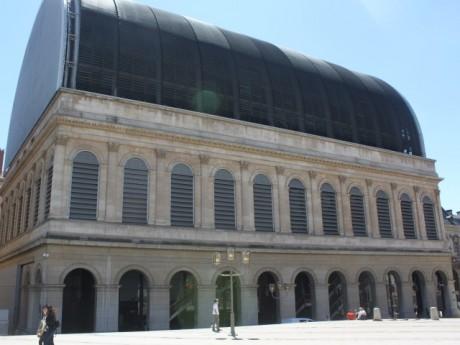 L'opéra de Lyon - Lyonmag.com
