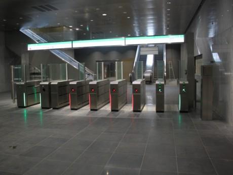 La nouvelle station du métro B - LyonMag.com