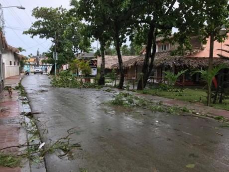 Les dégâts sont considérables dans les Antilles après le passage de l'ouragan Irma - DR