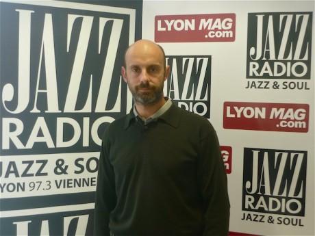 Christophe Paris - JazzRadio/LyonMag