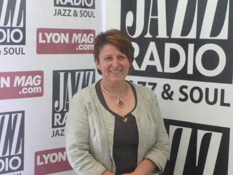 Isabelle Le Gac, secrétaire générale CFDT Rhône-Alpes -Photo Lyonmag