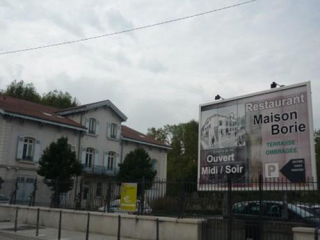 La maison Borie est fermée depuis deux mois, faute de chef-cuisinier - LyonMag