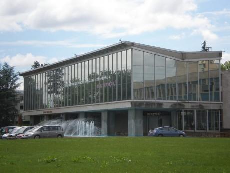 Le site de Charbonnières - DR
