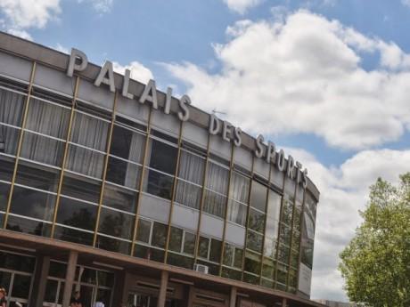 Le palais des sports de Gerland - LyonMag