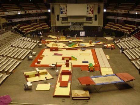 La gymnastique sera mise à l'honneur à Lyon début novembre - DR