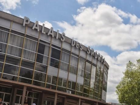 Le Palais des Sports de Gerland - Lyonmag.com