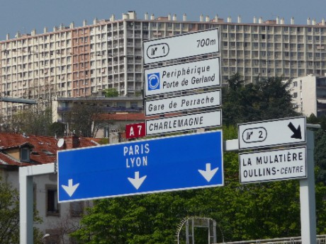 Il va falloir lever le pied dans l'agglomération - Photo LyonMag