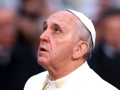 Le pape François - DR