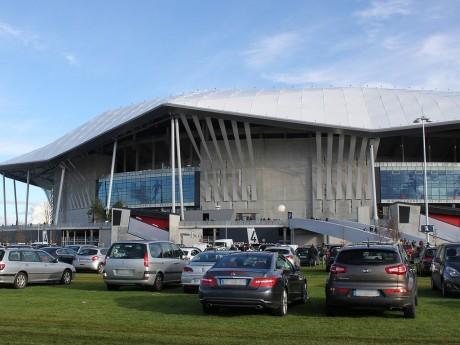 Le stade de l'OL a accueilli l'Euro 2016 - Lyonmag.com